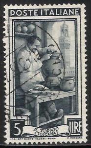 Italy 1950 Scott# 552 Used