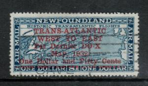 Newfoundland #C12 Extra Fine Used