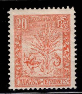 Madagascar Scott 69 MH* stamp