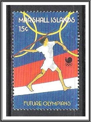 Marshall Islands #188c Summer Olympics MNH