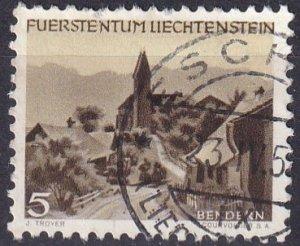 Liechtenstein #239 F-VF Used  (S10039)