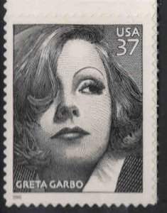 USA Scott 3943 Greta Garbo self adhesive stamp 2005