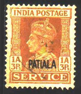 India-Patiala 106 Used