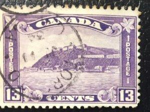 #201 Canada - Used VG