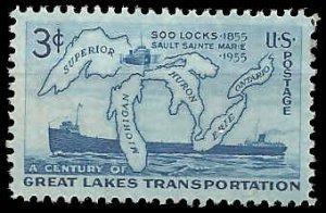 US - 1069 - MNH - SCV-0.25