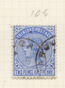Trinidad 1883 Early Issue Fine Used 2.5d. 284516