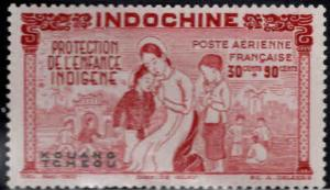 French Offices in Kwangchowan Scott CB3 MNH** stamp