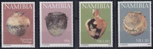 Namibia 812-815 MNH (1996)