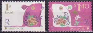 Singapore 2020 Chinese New Year - Year of the Rat  (MNH)  - New Year