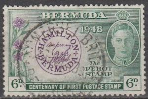Bermuda #137 F-VF Used (V2612)