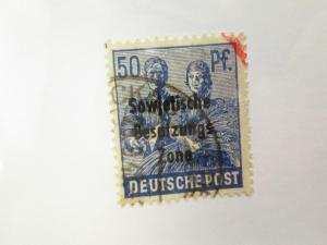 Germany #10N13 used