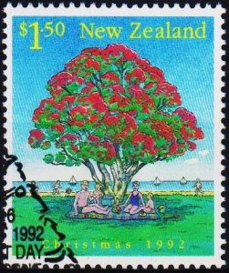 New Zealand. 1992 $1.50 S.G.1706 Fine Used