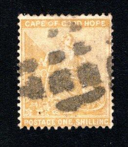 Cape of Good Hope Scott 52, F/VF, Used, CV $3.25 ..... 1190051