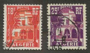 Algeria 269, 271 Used VF