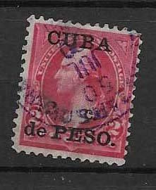 CUBA STAMP   VFU #SEPTIEMBREHH4