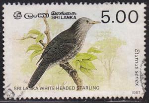 Sri Lanka 838 USED