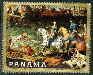 PANAMA #493D, USED, 1968 - PAN378