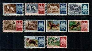 San Marino #375-384  MNH  Scott $47.50