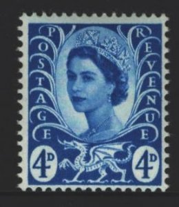 Wales and Monmouthshire Sc#2 MNH