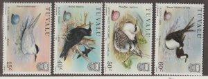 Tuvalu Scott #287-290 Stamps - Mint NH Set