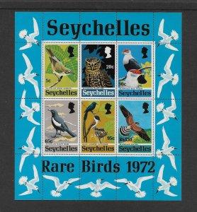 BIRDS - SEYCHELLES #304a   MNH