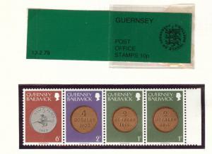 Guernsey Scott 1979 MNH** 10p booklet