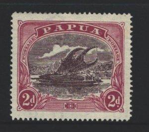 Papua New Guinea Sc#63 MH