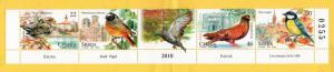 SERBIA - BIRDS - CITY BIRDS - 2010 -