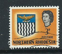 Northern Rhodesia  SG 78 VFU