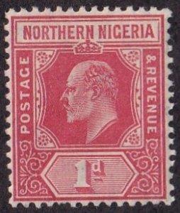 Northern Nigeria #29 Mint