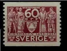 Sweden 247 MNH SCV35+