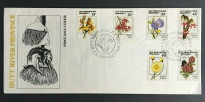 MCR17) Hutt River Province 1979 Wildflowers FDC
