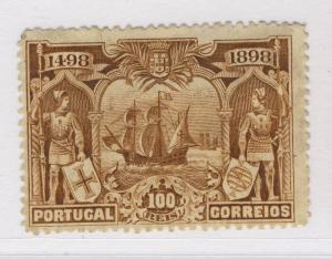 PORTUGAL - 1898 100R BRUN / BROWN VASCO DE GAMA Yv.152-Mi.144 neuf/mint *