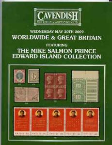 Auction Catalogue - Prince Edward Island - Cavendish 20 M...