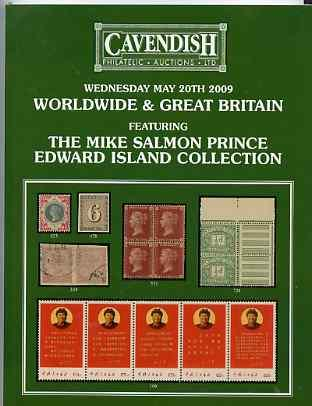 Auction Catalogue - Prince Edward Island - Cavendish 20 M...