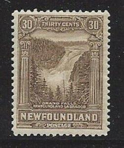 Newfoundland #159 OG Superb!!