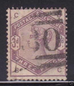 Great Britain 102 Used ! scv $ 100 ! see pic !