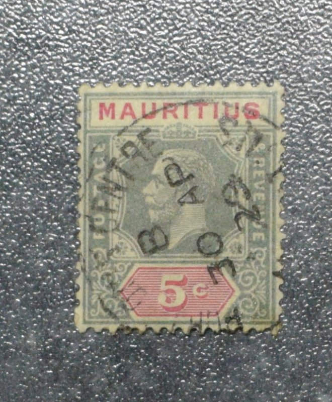 MAURITIUS  Stamps  King George V  1912    ~~L@@K~~