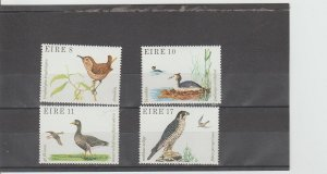 Ireland  Scott#  449-452  MNH  (1979 Birds)