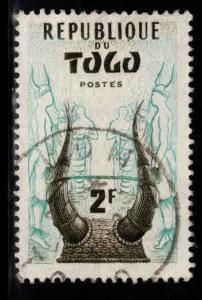 TOGO Scott 353 Used stamp