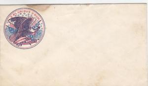 Civil War: Mint Patriotic Cover (29252)