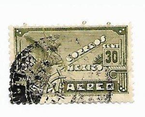 Mexico 1945 - U - Scott #C136 *