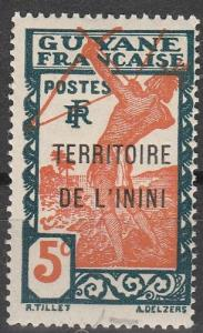 Inini #5 F-VF Unused  (V3453)