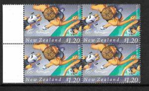 New-Zealand-SCARCE-2000-Olympic MAJOR PERF ERROR  $1.20