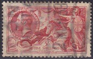 Great Britain #223 F-VF Used CV $60.00 (Z3932)