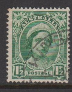 Australia Sc#192 Used