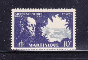 Martinique 198 MHR Victor Schœlcher Abolitionist