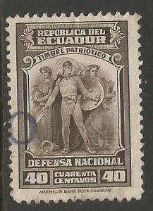 ECUADOR RA51A VFU T778-2