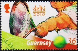 Guernsey. 2010 36p. Fine Used