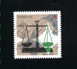 Canada #2455  -2  used  VF 2011 PD